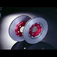 """GALFER přední sportovní plovoucí brzdové kotouče řada """"DFX"""" MG ZR 1.4i -- rok výroby 01-> ( průměr kotouče 262mm, počet otvorů na šrouby 4 )"""